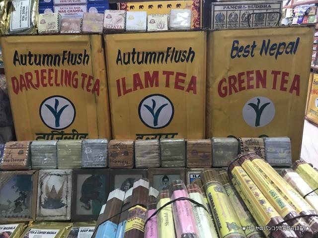 タメル地区 カトマンズ お茶 土産