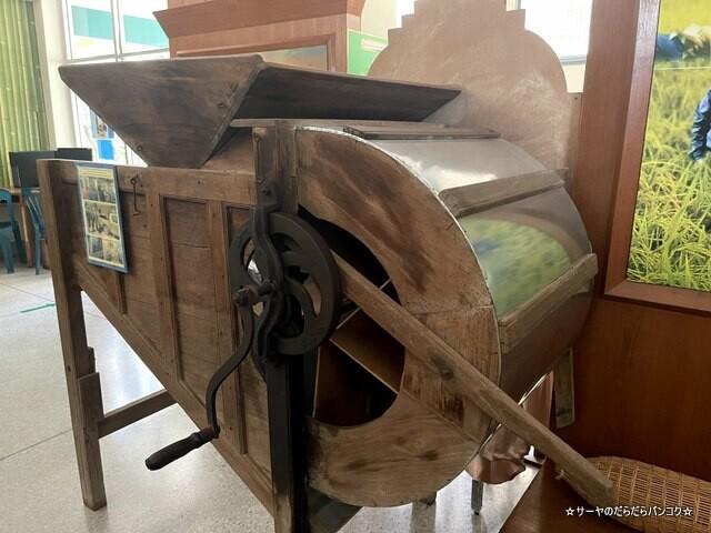 バンコク・バンケーン区郷土博物館 ラーチャパッド大学 (13)