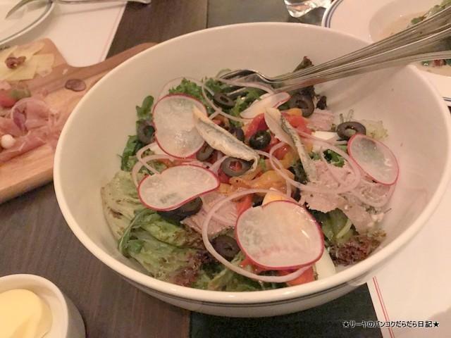 Brasserie Cordonnier NANA bangkokフレンチ サラダ