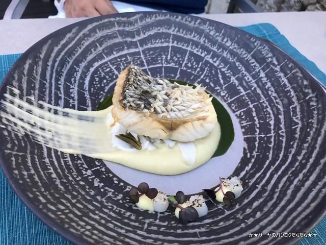 360 Dubrovnik Michelin restaurant 魚