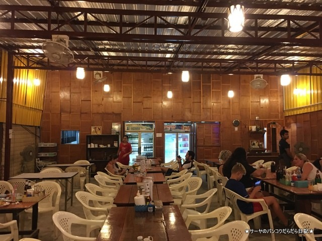 クラビ タイ Krabi 秘境 夕飯 レストラン (11)