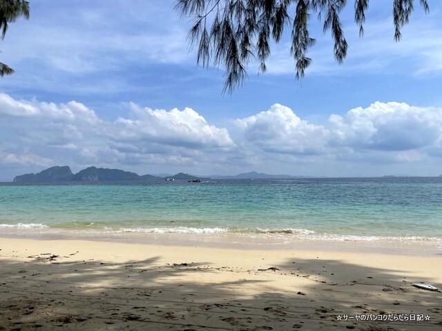 グラダン島 トラン タイ 秘境 ビーチ (8)