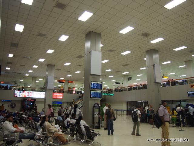 バンダラナイケ国際空港 colombo International Airport