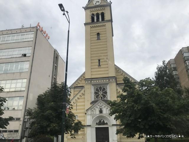 サラエボ市電 sarajevo tram ボスニア (5)