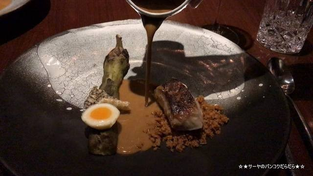 SAAWAAN Michelin 2019 タイ料理 バンコク curry