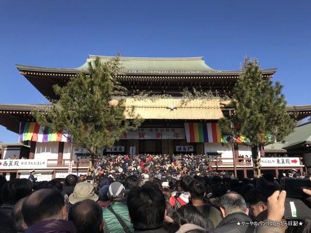 NARITASAN 成田山 出世稲荷 初詣 (7)