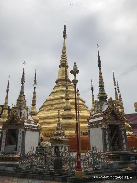 Wat Phra Borommathat ワット ターク タンブン (8)