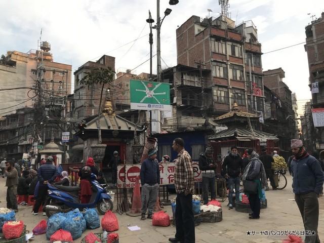 インドラチョーク アサンチョーク 朝市 ネパール カトマンズ (9)