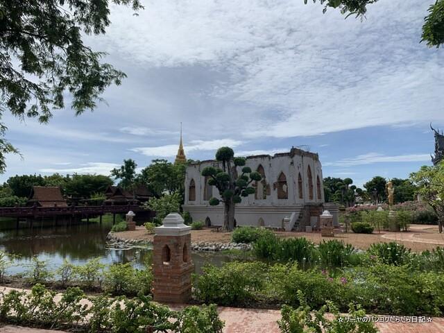 ムアンボラーン タイ旅行 サムットプラカーン (5)