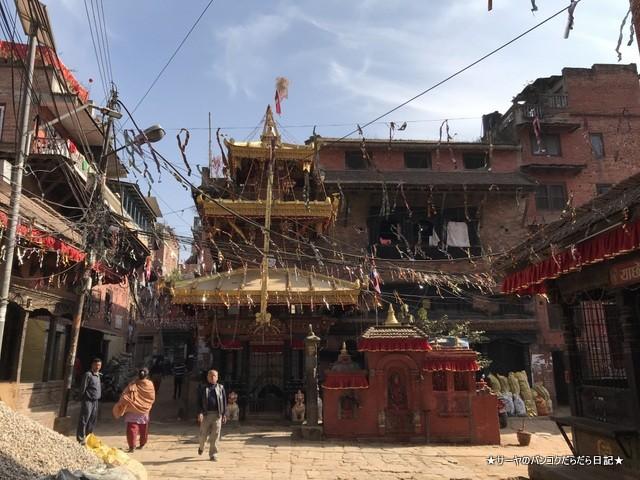 Bhaktapur バクタプル カトマンズ 世界遺産 王宮前広場 (44)