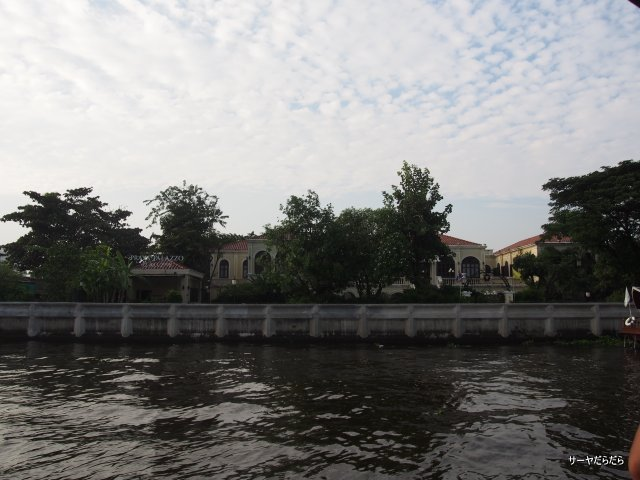 Praya Palazzo Hotel バンコク 川沿い ホテル