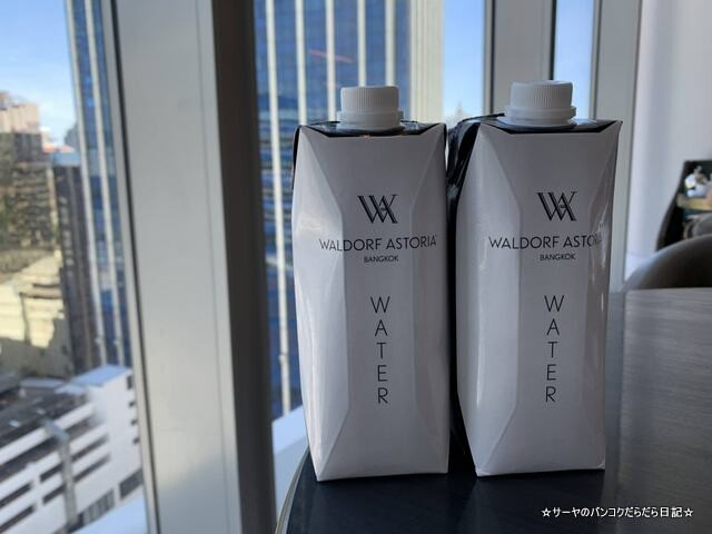 Breakfast  Waldorf Astoria Bangkok バンコク ウォドルフ (26)