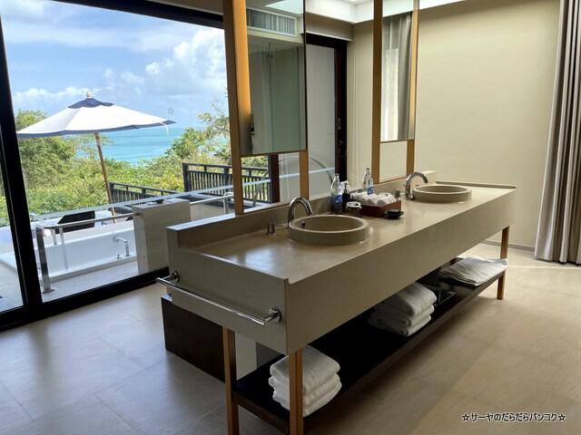 Vana Belle Ocean View Pool Suite,1 King, Sofa (1)