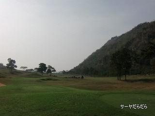 20101210 kaoyai golf club 2