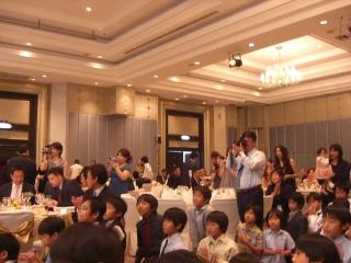 20091122 甲斐さん結婚式 2