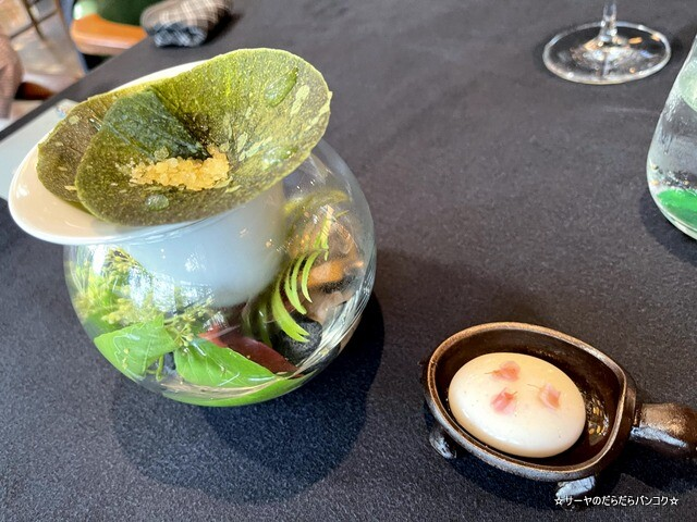 Gaggan Anand ガガン バンコク Best Asia (4)