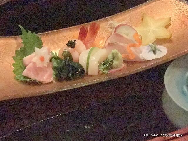 Bangkok Okura Yamazato 高級 和食 バンコク (11)
