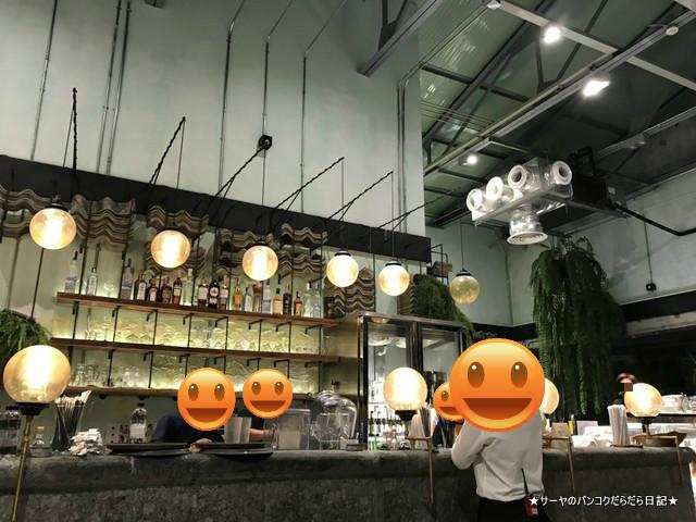 1919 Lhong rongsi seafood bangkok バーカウンター
