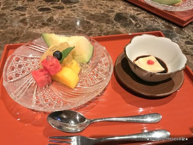Bangkok Okura Yamazato 高級 和食 バンコク (18)