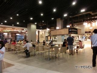food cort at ekkamai gateway 1