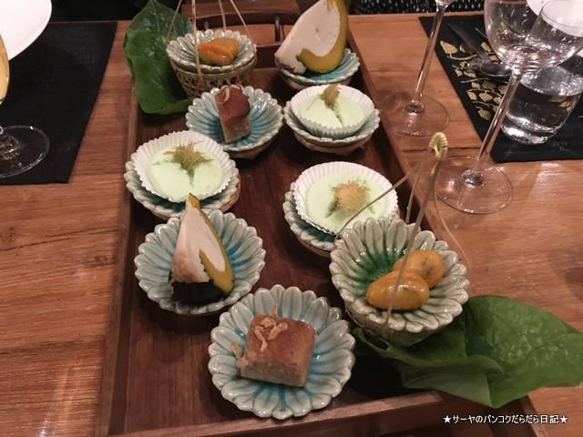 siam wisdom バンコク ミシュラン thai dessert