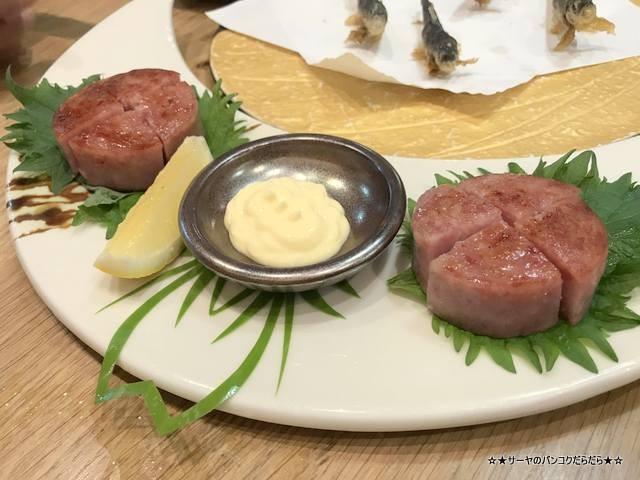 喜多郎寿し kitarosushi バンコク 和食 日本料理 (6)