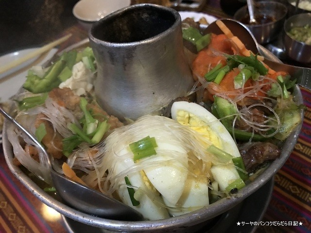 Utse おすすめ ウッツェ レストラン カトマンズ チベット鍋 (11)