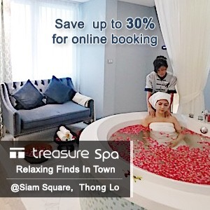 Tresure Spa Bangkok