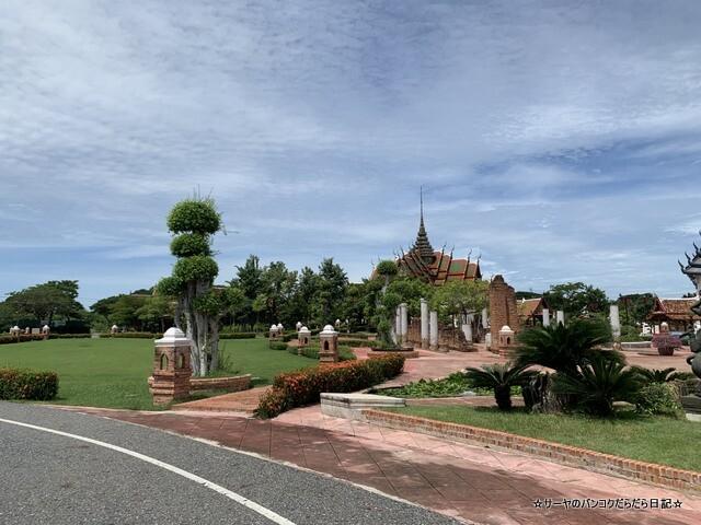 ムアンボラーン タイ旅行 サムットプラカーン (28)