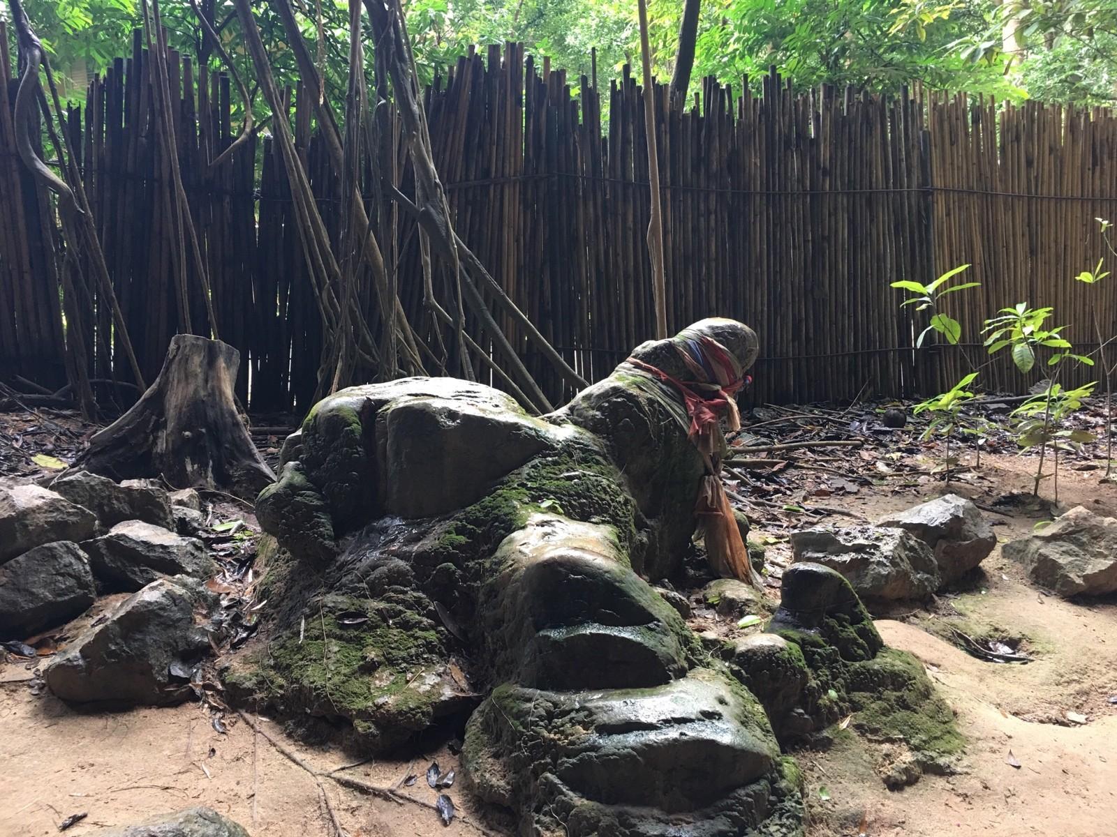 クラビ タイ Krabi 秘境 プラナンビーチ (6)