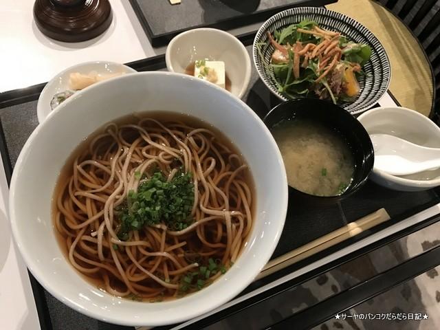 Soba factory 蕎麦 バンコク 二八 (2)