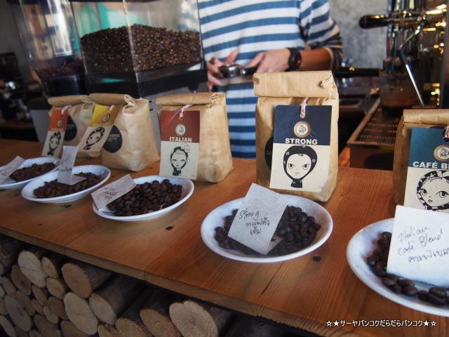 Akha ama coffee アカアマコーヒー チェンマイ