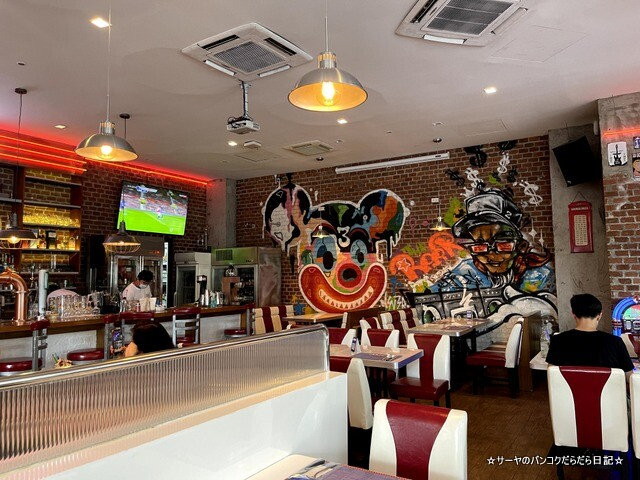 Mickey's Diner BKK ミッキーダイナー バンコク (6)
