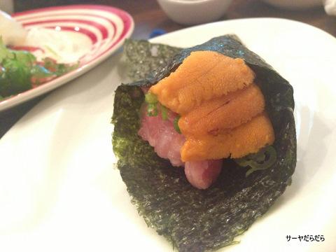 0503 honmono sushi bar 本物すし 4