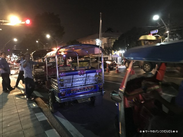 火葬場見学 プミポン国王 王宮前広場 (27)