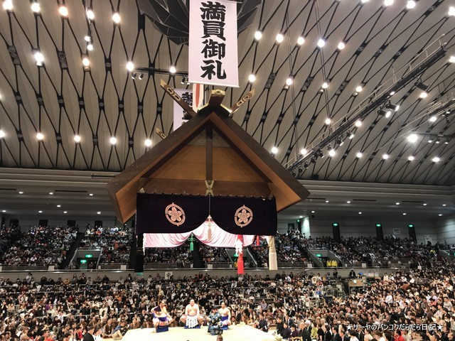 大阪場所 2019 千秋楽 OSAKA sumo japan (5)