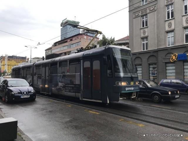 サラエボ市電 sarajevo tram ボスニア (2)