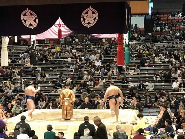 大阪場所 2019 千秋楽 OSAKA sumo japan (14)