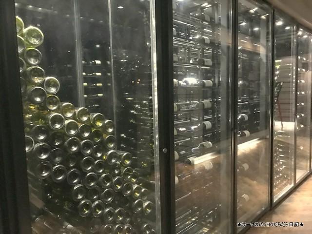 Scarlett Wine Bar bangkok オシャレ おすすめ シーロム 2018 瓶