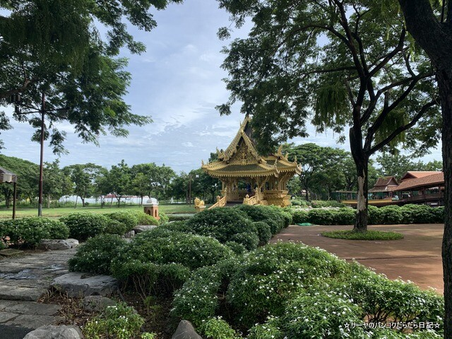 ムアンボラーン タイ旅行 サムットプラカーン (6)