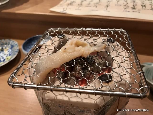 さぶ 貝 和食 カウンター バンコク (15)