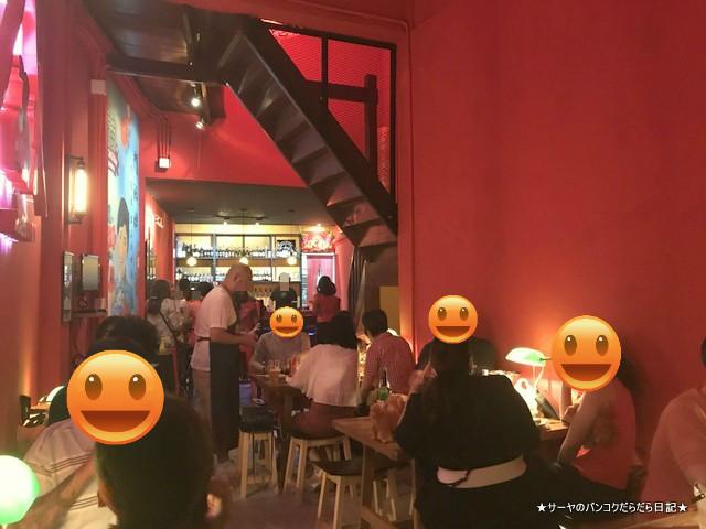 rabbit hill bangkok chinese  bar 中華街 ヤワラート 満席