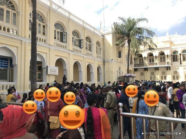 Mysore Palace マイソールパレス マイスール 南インド 入口