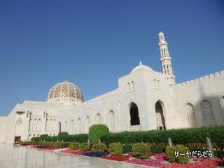カブース国王のグランドモスク 5