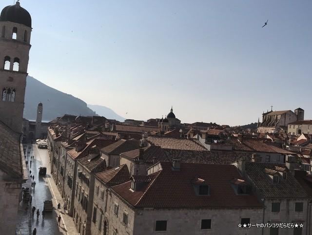 ドブロブニク城壁巡り wall Dubrovnik 魔女の宅急便 (7)