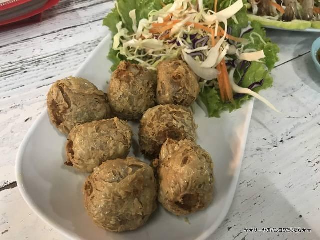 プラーパオソットパッタナカーン タイ料理 バンコク (3)