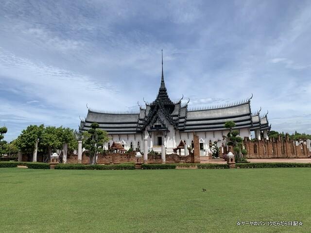 ムアンボラーン タイ旅行 サムットプラカーン (29)