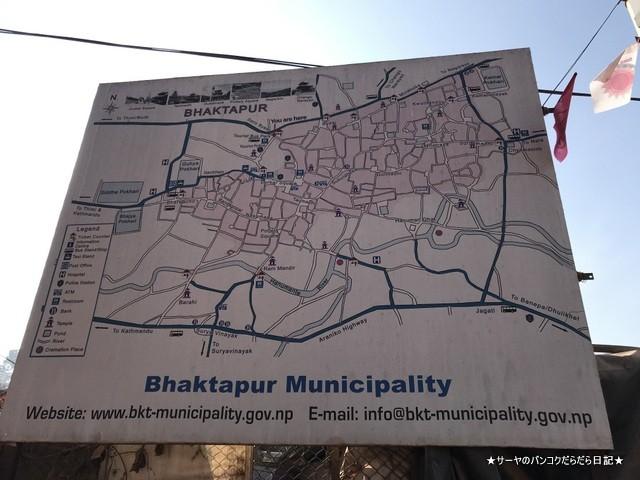 Bhaktapur バクタプル カトマンズ 世界遺産 王宮前広場 (2)