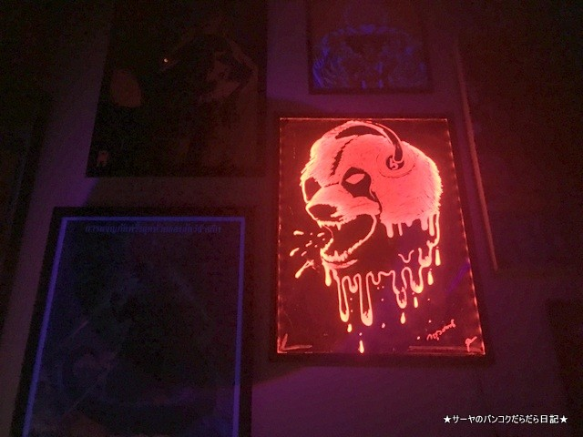 Rex Retro Cafe トンロー 夜遊び (4)