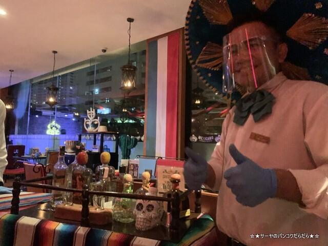 Rembrandt Hotel MEXICANO BANGKOK メキシカーノ (14)